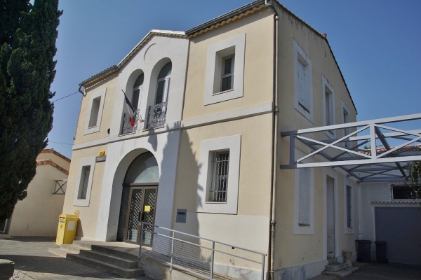 Photo Pouzols - La Mairie