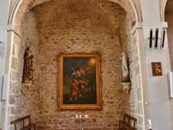 Photo paysage et monuments, Saint-Chinian - &église Notre-Dame de la Barthe 16 Em Siècle