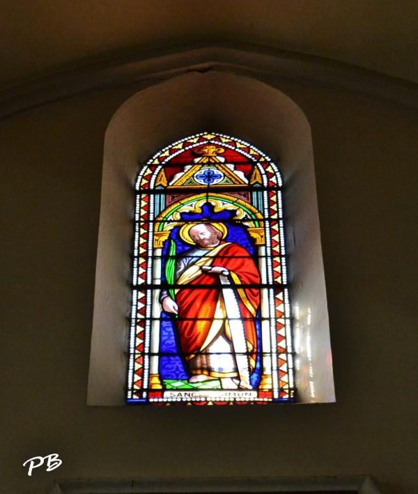 &église Notre-Dame de la Barthe 16 Em Siècle