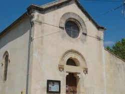 Photo paysage et monuments, Saint-Clément-de-Rivière - L'Eglise de la Clastre