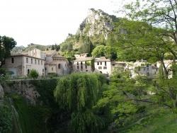 Photo paysage et monuments, Saint-Guilhem-le-Désert - SAINT GUILHEM LE DESERT