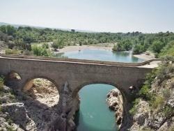 Photo paysage et monuments, Saint-Guilhem-le-Désert - le Pont du Diable