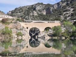 Photo paysage et monuments, Saint-Jean-de-Fos - Pont Du Diable
