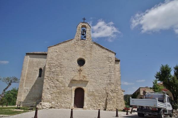 Photo Saint-Vincent-de-Barbeyrargues - église Saint Vincent