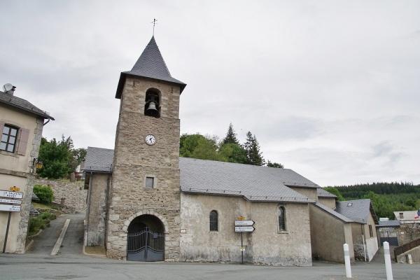 Photo Le Soulié - église Saint Jean