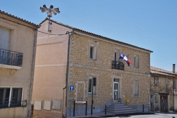Photo Vailhauquès - la Mairie