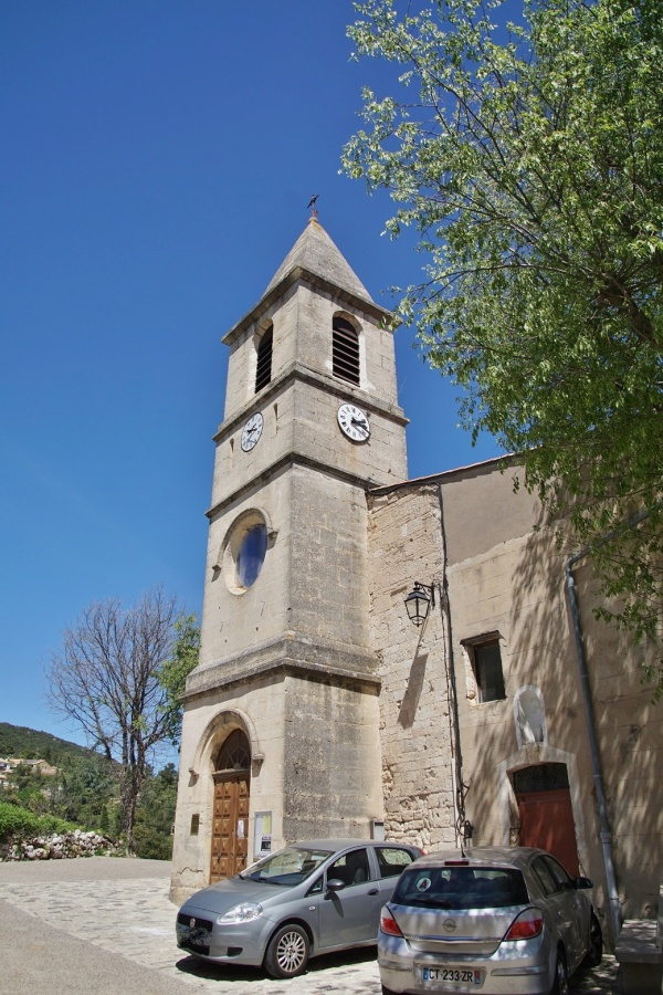 Photo Vailhauquès - église Saint Cernin