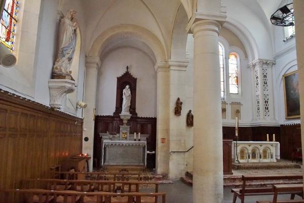 Photo Vendargues - église sainte Theodorit