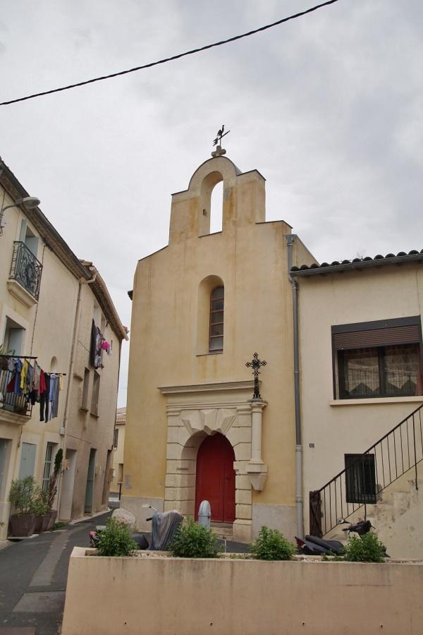 Photo Villeneuve-lès-Maguelone - la Chapelle