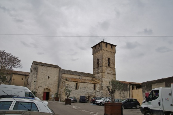 Photo Villeneuve-lès-Maguelone - cathédrale Saint Pierre
