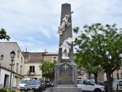 Photo paysage et monuments, Villeveyrac - le Monument Aux Morts