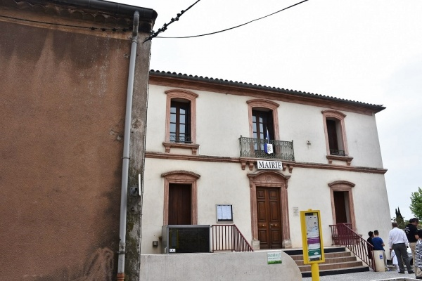 Photo Villeveyrac - la Mairie