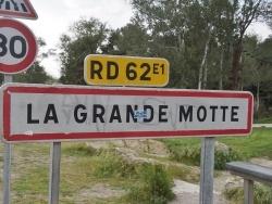 Photo paysage et monuments, La Grande-Motte - la Grande Motte