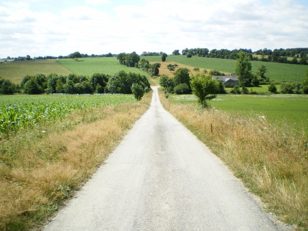 promenade sur la commune