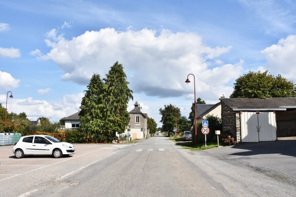 Photo Bovel - le village