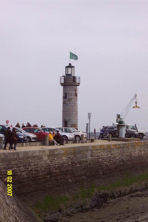 Photo Cancale - Phare de Cancale