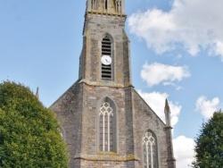 Photo paysage et monuments, Chavagne - église Saint Martin