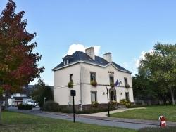 Photo paysage et monuments, Chavagne - la Mairie