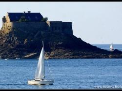 Photo paysage et monuments, Dinard - horizon