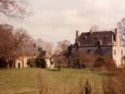 Photo paysage et monuments, Le Minihic-sur-Rance - Manoir et communs - 1980