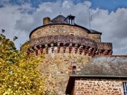 Photo paysage et monuments, Montfort-sur-Meu - La tour du Papegault Montfort sur Meu