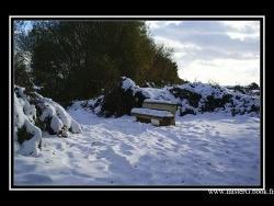 Photo paysage et monuments, Pleurtuit - cet hiver-là