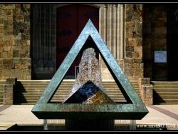 Photo paysage et monuments, Pleurtuit - Place de l'église.PLEUTUIT.