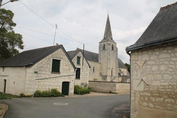 Photo Anché - église St Symphorien