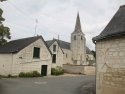 Photo paysage et monuments, Anché - église St Symphorien