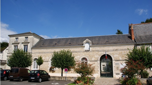 Photo Azay-le-Rideau - la mairie