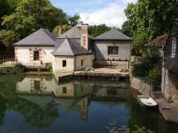 Photo paysage et monuments, Azay-le-Rideau - Le Village