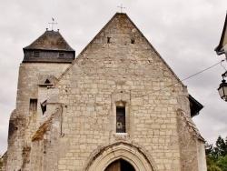 Photo paysage et monuments, La Chapelle-Blanche-Saint-Martin - L'église
