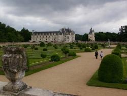 Photo paysage et monuments, Chenonceaux - CHENONCEAU