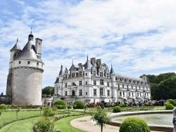 Photo paysage et monuments, Chenonceaux - le Château