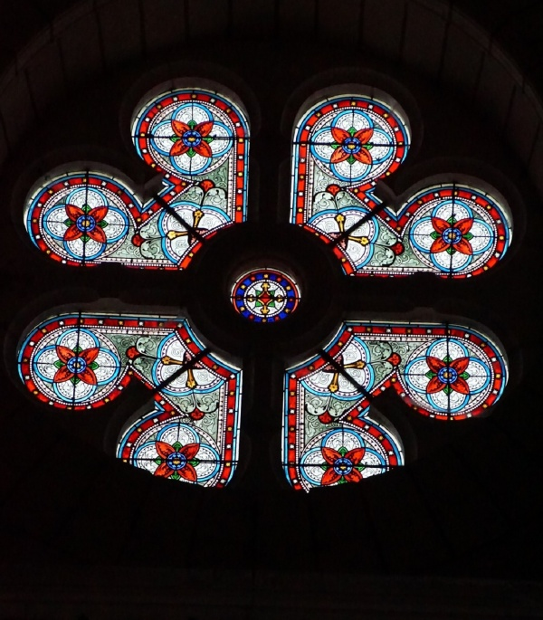 Photo Luynes - église Sainte Geneviève