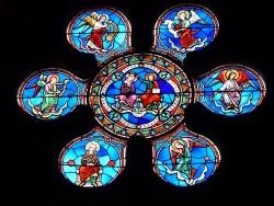 Photo paysage et monuments, Luynes - église Sainte Geneviève