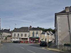 Photo paysage et monuments, Mosnes - le Village