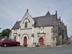 Photo paysage et monuments, Mosnes - église Saint Martin
