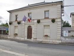 Photo paysage et monuments, Mosnes - La Mairie