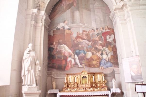 Photo Richelieu - église Notre Dame