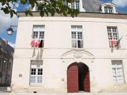 Photo paysage et monuments, Richelieu - la mairie