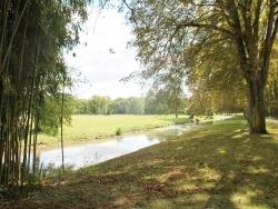 Photo paysage et monuments, Richelieu - le Parc