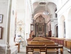 Photo paysage et monuments, Richelieu - église Notre Dame