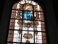 Photo paysage et monuments, Richelieu - Vitraux Notre Dame