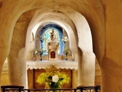 Photo paysage et monuments, Rivière - église Notre-Dame ( La Crypte )