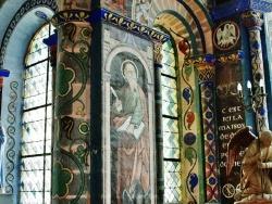 Photo paysage et monuments, Rivière - église Notre-Dame