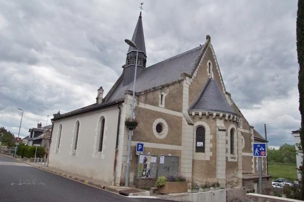 Photo Saint-Genouph - église Saint Genouph