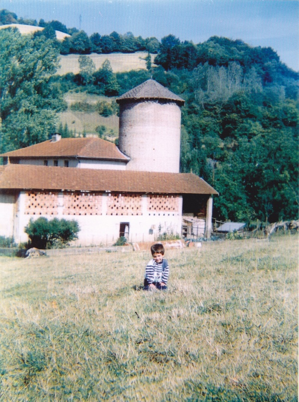 le chateau de la Forteresse