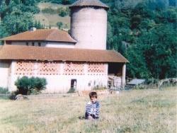 Photo paysage et monuments, La Forteresse - le chateau de la Forteresse