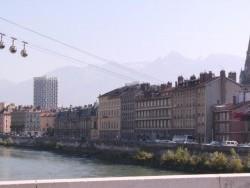 Photo paysage et monuments, Grenoble - Grenoble